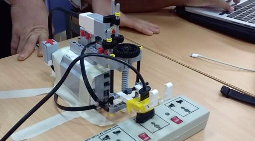 """Smart Home"" Project - STEM 2 Robotics"