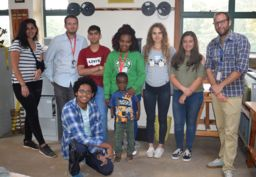 ISK students help ENABLE the future